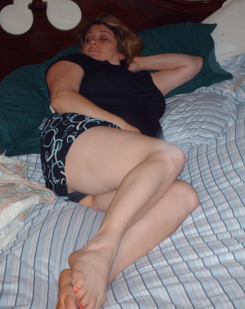 Интимные фото супруги. Порно фото женушки.