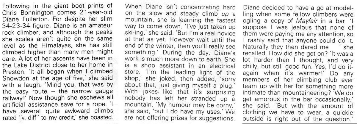 Диана Фуллертон фотографируется для журнала. Порно Фуллертон снимается.